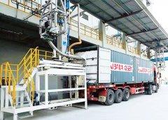 散料集装箱装车系统的图片