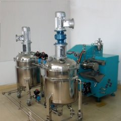 3L高档涂料纳米砂磨机