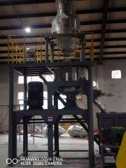 年產5000噸氧化鋁改性、混合、篩分、包裝線