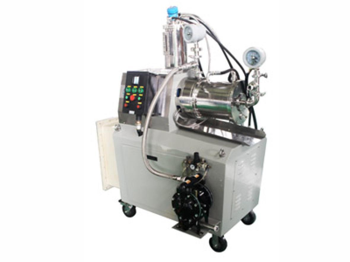 纳米级高效棒销式珠磨机(5L-10L)的图片