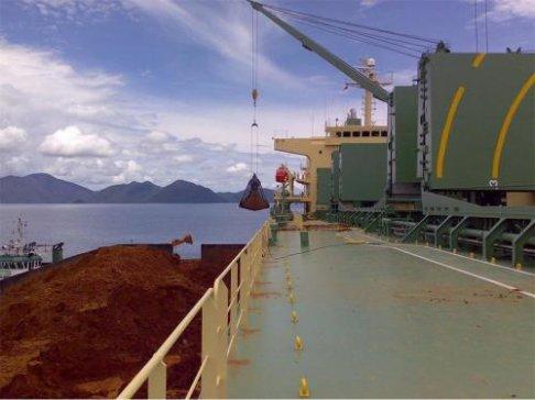 菲律宾最大镍矿生产商及出口商恢复矿石发运