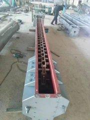FU链式输送机  链式刮板输送机  任意长度加工