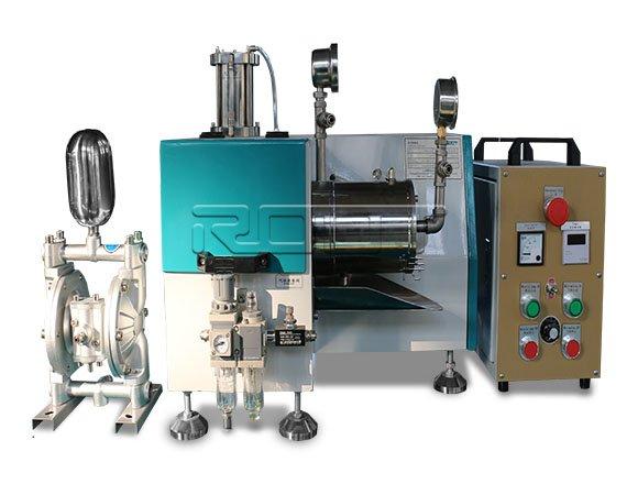 RTSM-0.5AD 实验室卧式砂磨机的图片