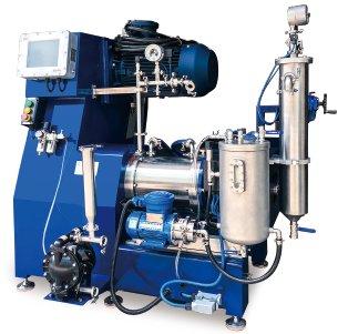 NMM-10L离心分离纳米砂磨机的图片