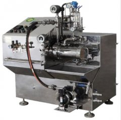 BYZr-3L不锈钢砂磨机的图片