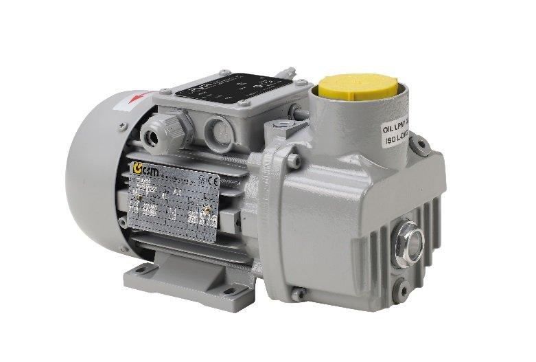 EM系列单级旋片泵的图片