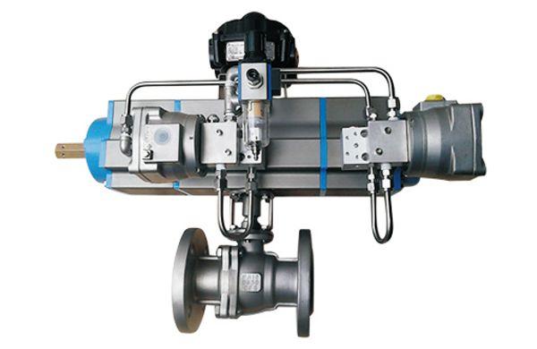 WIN-三位式气动执行器的图片