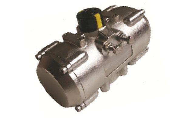 WST不锈钢气动执行器的图片