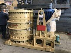 立式板锤制砂机