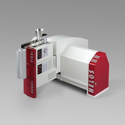 HELOS&RODOS/L全自动气流分散干法激光粒度仪的图片