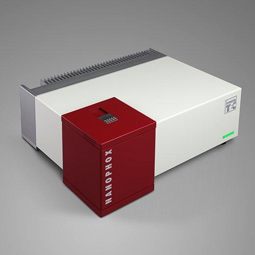 动态光散射纳米粒度分析仪的图片