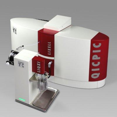 湿法动态图像分析仪QICPIC&LIXELL&LIQXI