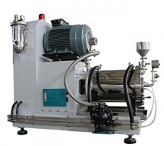 RTSM-BJ 系列棒销式卧式砂磨机的图片