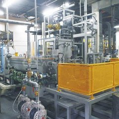 全自动高温烧结/碳化/石墨化炉