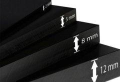 碳纤维导电MC尼龙板的图片