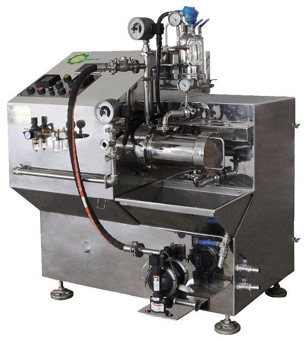 BYZr-3L不锈钢研磨机的图片