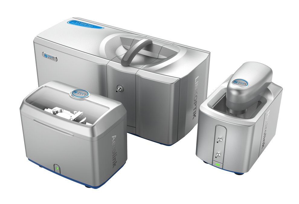LT3600激光粒度分析仪的图片