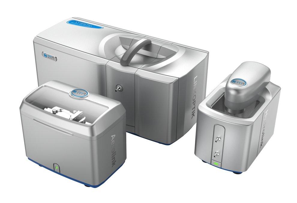 LT3600 Plus激光粒度分析仪的图片