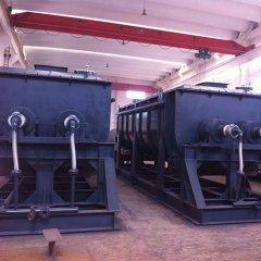 水煤浆气化细灰双桨叶干燥机KJG-200的图片