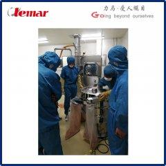 中药粉挤压造粒机10-50kg/h的图片
