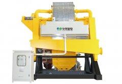 LHGC强制油冷却立环高梯度磁选机的图片