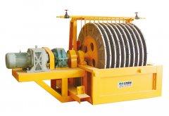 YCMW系列中场强脉动卸矿回收机的图片