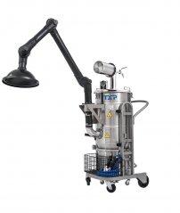 TEX1 A DS □L CV 防爆吸塵器(吸氣罩)-氣動-干式