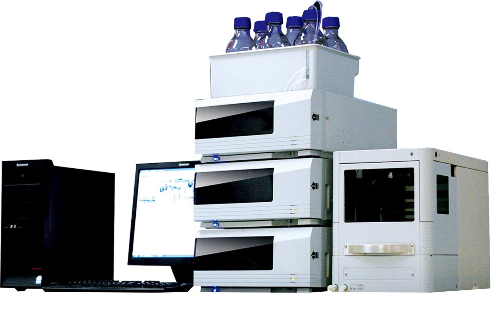L600系列高效液相色谱仪图片