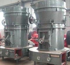 高压雷蒙磨粉机的图片