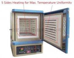 1200℃箱式气氛炉的图片