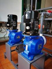 SEKO隔膜計量泵