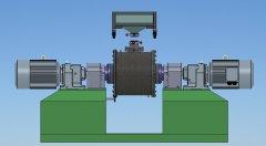 卧式干法搅拌球磨机CDM系列的图片
