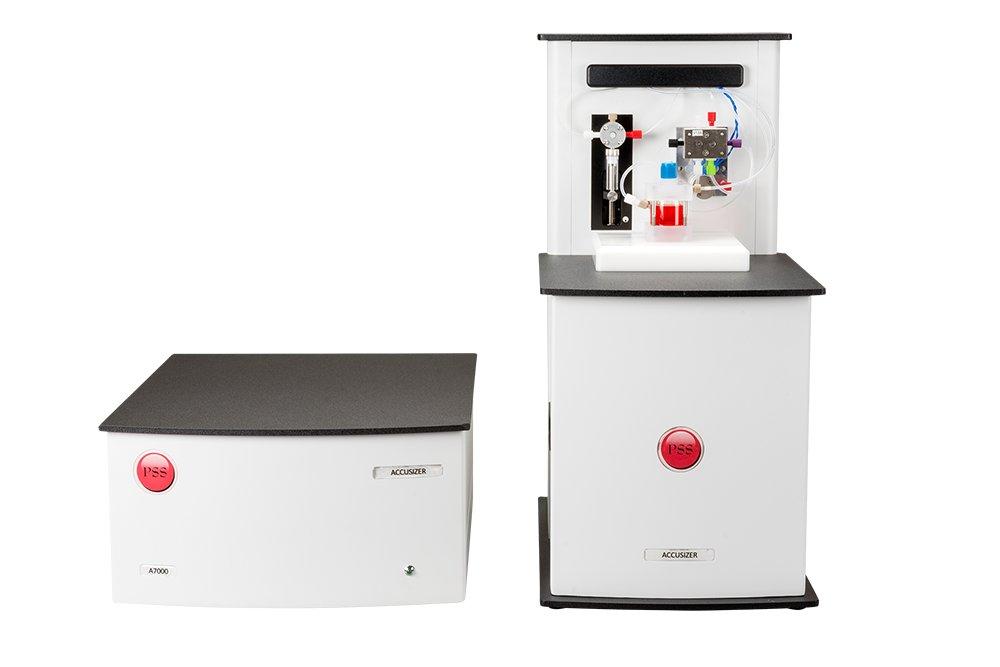 美国PSS AccuSizer 780 A7000 APS 药典大乳粒分析仪的图片