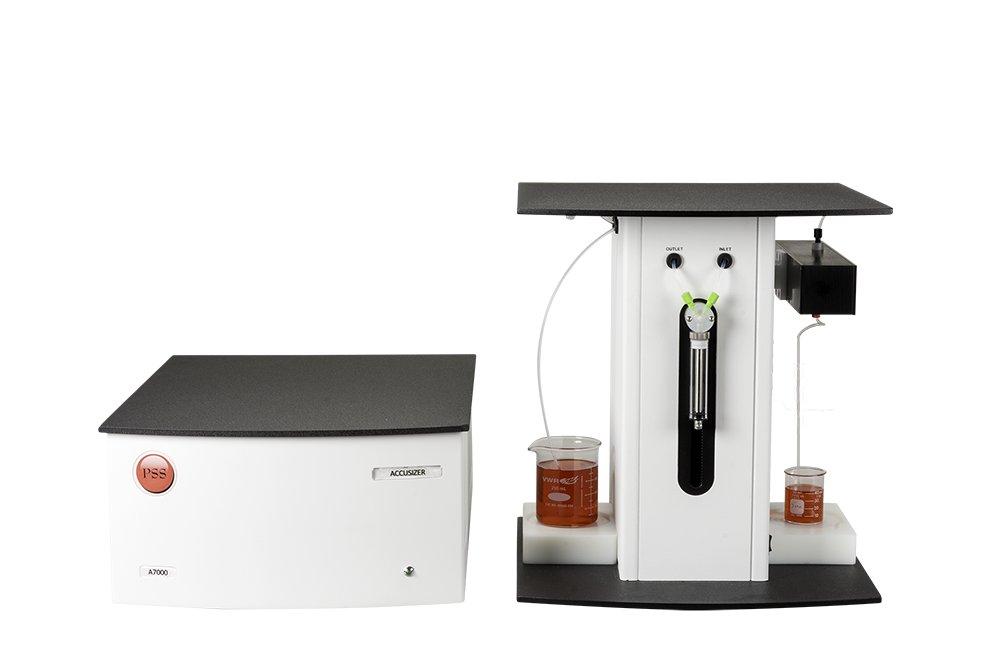 美国PSS AccuSizer 780 A2000 SIS 不溶性微粒检测仪的图片