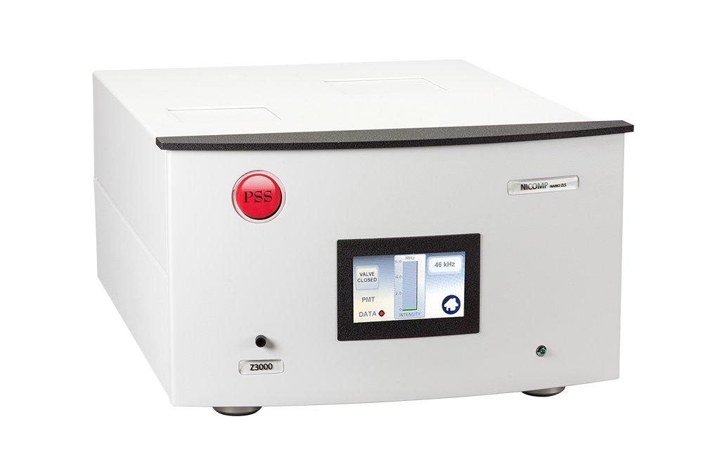 美国PSS Nicomp N3000 纳米粒度仪的图片