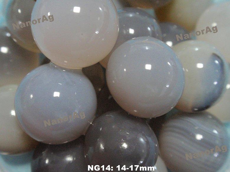 耐诺玛瑙球NanorAg的图片