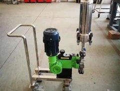 闭式循环喷雾干燥供料泵的图片