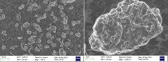 碳纳米管复合聚丙烯粉末的图片