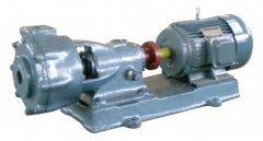 HTB-Ⅲ型耐腐蚀工程塑料泵的图片