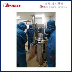 120kg中药喷雾干燥干膏粉干法制粒机的图片