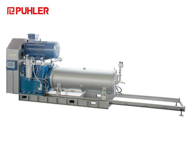 超大型卧式砂磨机 PHE 3000的图片
