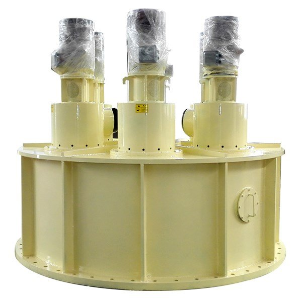 FL超微粉体气流分级机的图片