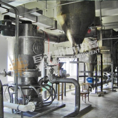 JZXL系列旋流式流化床氣流粉碎分級機