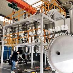 惰性氣體保護超微粉碎分級機