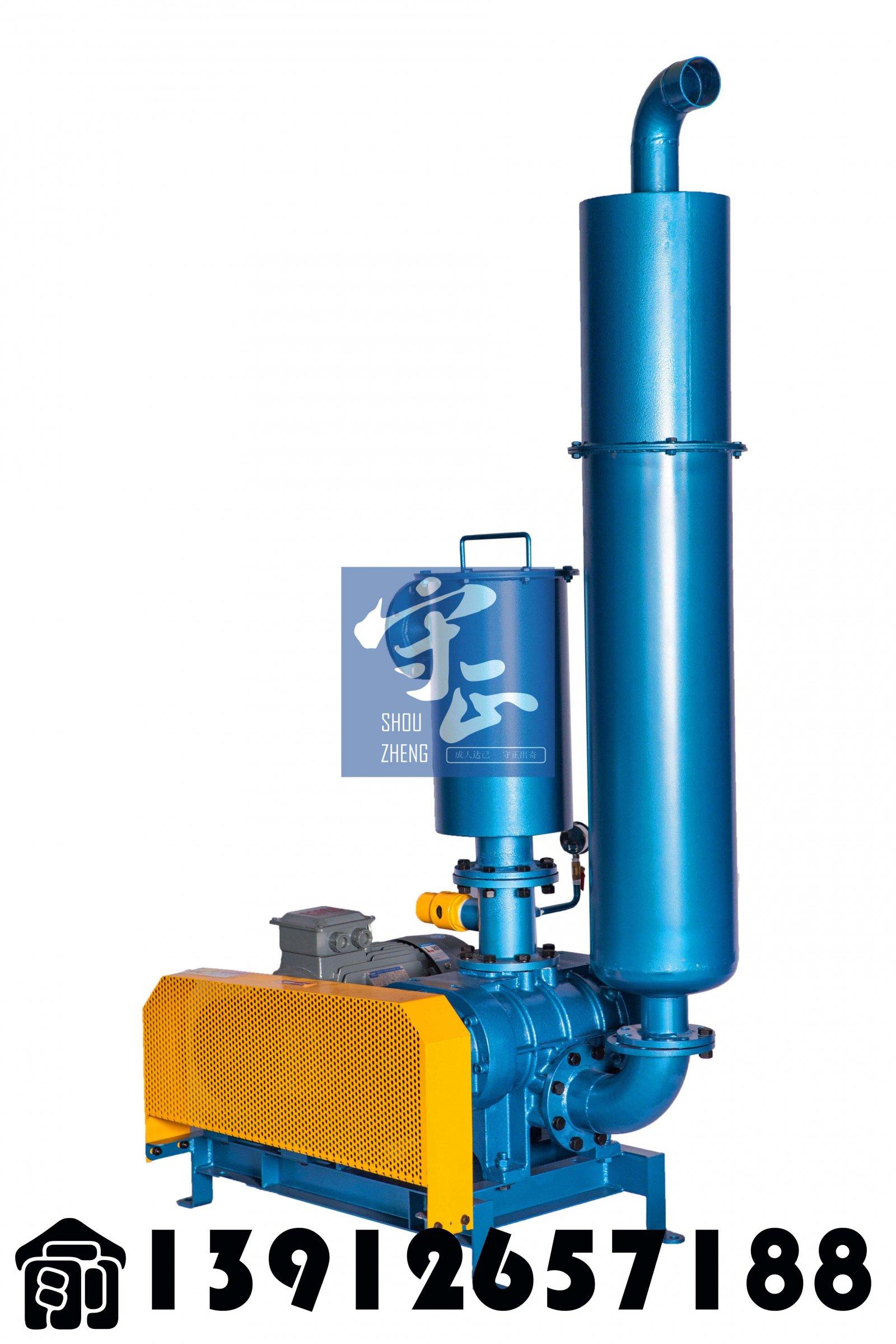 HSV粉体输送罗茨真空泵的图片