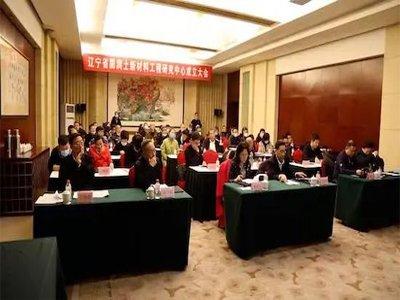 辽宁省膨润土新材料工程研究中心成立