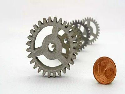 普通台式3D打印机也能打印金属和陶瓷,原来秘密在塑料