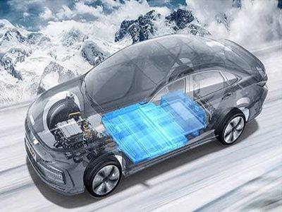 """""""怕冷""""的电动汽车,如何熬过这个寒冬?"""