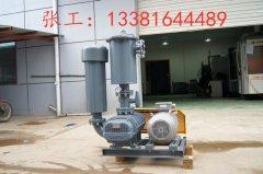 台湾龙铁三叶鲁氏风机真空包装印染电镀养殖曝气设备