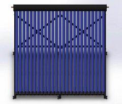 金属超导集热器的图片